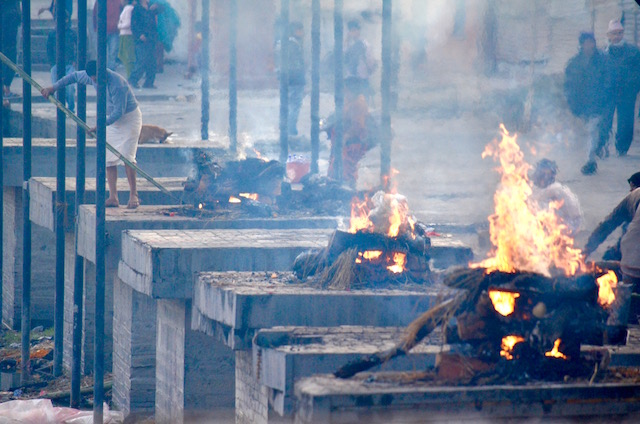 Ghats Kathmandou
