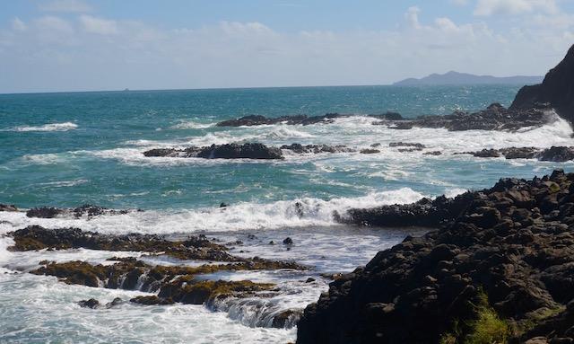 Baignoire du Marigot / Randonnée Anse Charpentier - Marigot