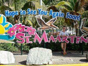 Visite a Saint Martin !