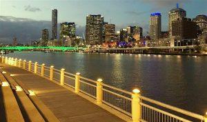 Berge de Brisbane
