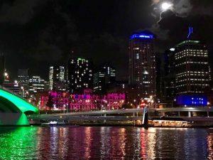 Jeux de lumière Brisbane