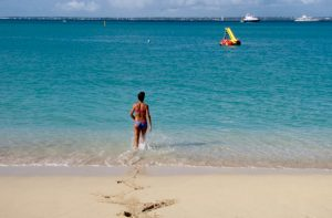 sport et voyage natation