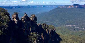 Three Sisters Blue Mountains East Coast