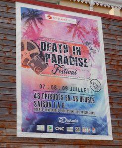 meurtres au Paradis festival