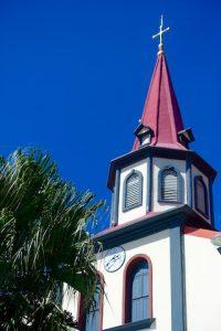 Eglise morne-vert bivouac familyevasion