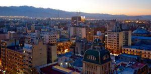 Mendoza toits