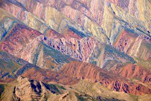 Montagne des couleurs Salta