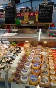 Fromages marche Lille