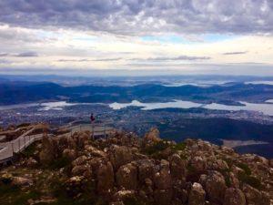Mont Wellington Tasmanie