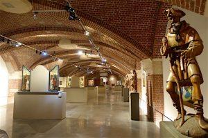 Sous sol Palais beaux-arts Lille