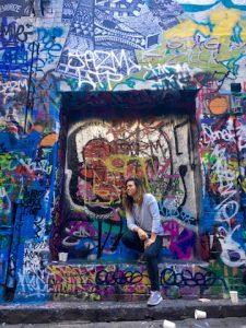 Street Art Melbourne Ville