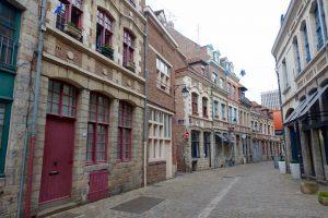 Vieux murs Lille