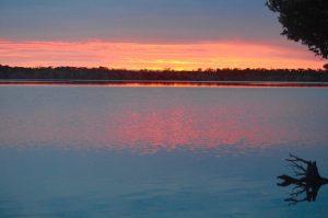 sunset rando