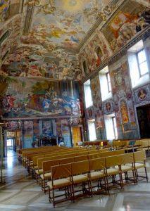 Salle impériale Troja