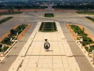 Jardin Abidjan