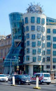 Maison qui danse Architecture