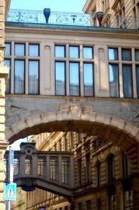 Passerelle Architecture Prague