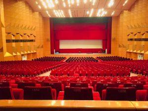 Salle FHB Cote d'Ivoire