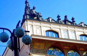 Statue Architecture Prague