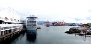 Ville portuaire Vancouver