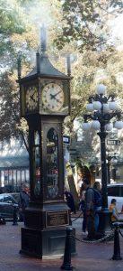 horloge a vapeur
