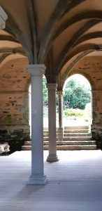 Arches Abbaye Beauport