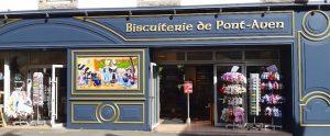 Biscuiterie Pont-Aven Cornouaille