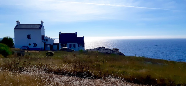 Le Pouldu Vue en terre bretonne