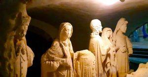 Mise au tombeau Quimperle Cornouaille
