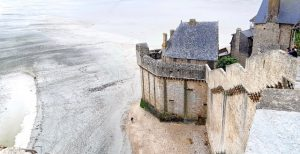 Mont St Michel Ensablement