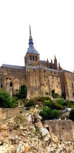 Mont Saint-Michel Monastere