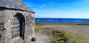 Mont saint michel de brassards Vue terre bretonne