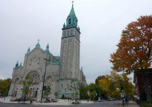 Place eglise nativite Ste Vierge Hochelaga
