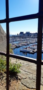 Port plaisance Concarneau