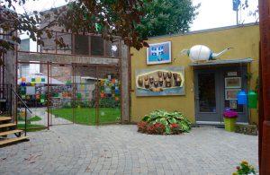 Porte atelier L. Bourjoi