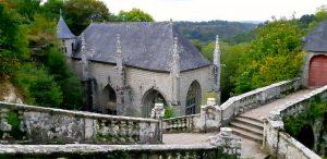 Sainte Barbe Chapelle