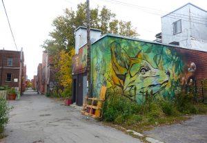 Street Art Hochelaga