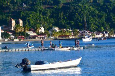 Baie de Saint-Pierre a la Toussaint