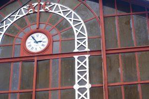 Horloge du marche lamentin