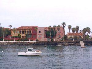 Maison coloniale de Goree