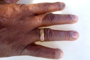 Perle rose du lambi