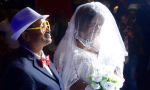 Mariage burlesque Carnaval