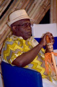 Victor Trefle Tanbouye chante