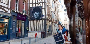 Flaner Rouen
