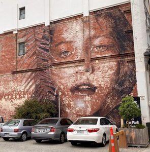 Street art Christchurch