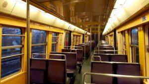 train flaner