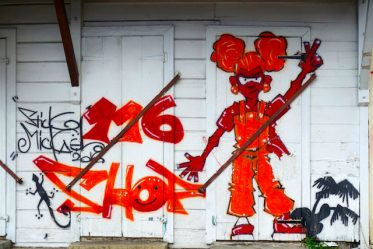 Street Art en Guadeloupe