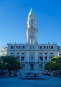 Hotel de ville - incontournables a Porto