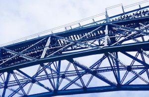 Passerelle supérieure du pont Luis 1er