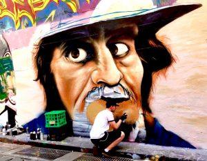 Bombes pour le street art
